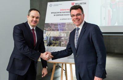 Würth Polska i Centrum Nauki Kopernik stawiają na twórcze poznawanie świata
