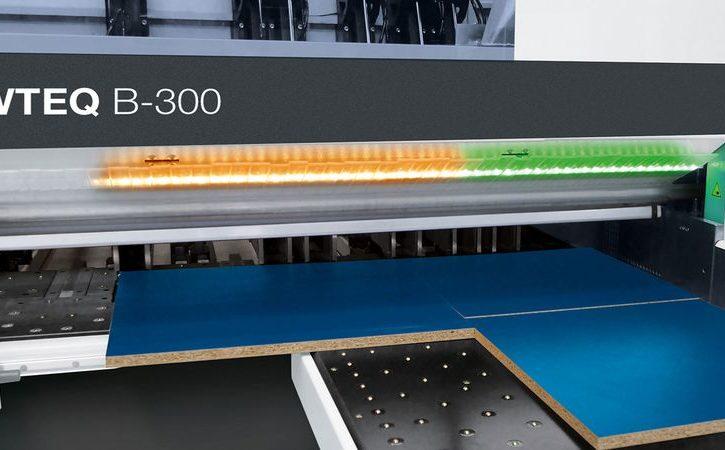 Pilarka panelowa SAWTEQ B-300