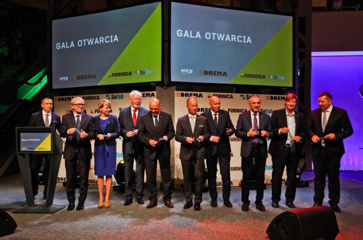 Pierwszy dzień bloku targów DREMA 2019 wraz z galą otwarcia
